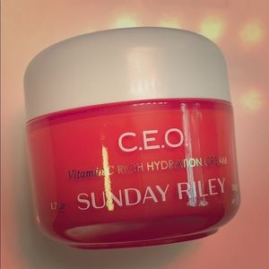 CEO Sunday Riley Day and Night Moisturizer
